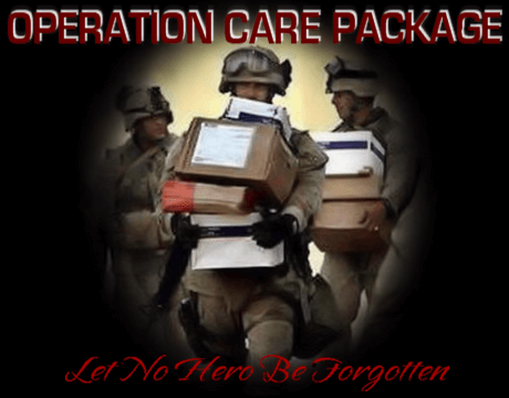 Operation Care Package logo